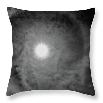 Sundogs Hornby Island Throw Pillow