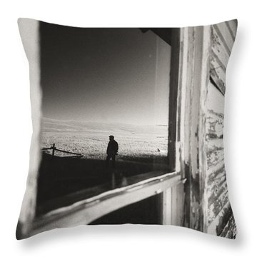 Sundown No. 1 Throw Pillow