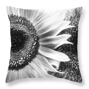 Sunflower 5 Throw Pillow