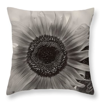 Sunflower 6 Throw Pillow