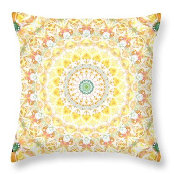 Mandalas Throw Pillows