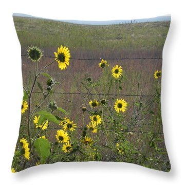 Adrienne Petterson Throw Pillows