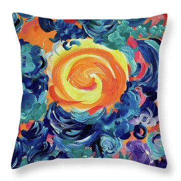 Sungate Throw Pillow
