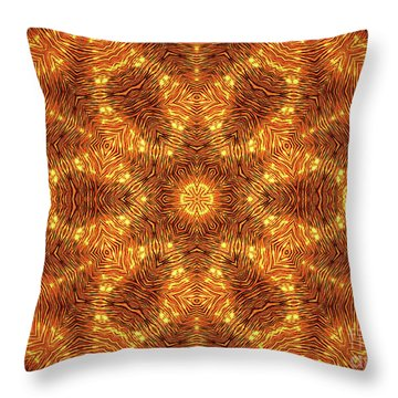 Sunlight Of The Spirit Throw Pillow