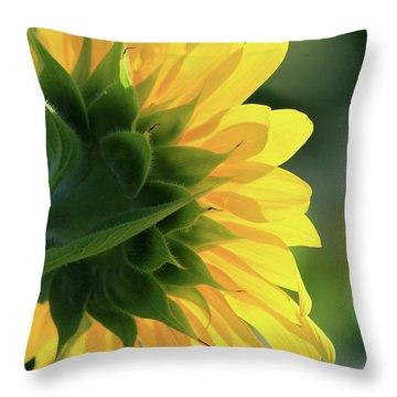 Sunlite Sunflower Throw Pillow