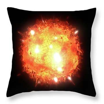 Sunne 2016 - 011 Throw Pillow