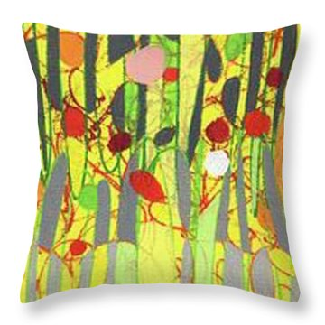 Sunny Days One Throw Pillow