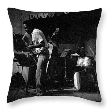 Sunny Murray 3 Throw Pillow