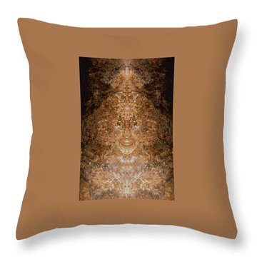 Sunqueen Of Woodstock Throw Pillow