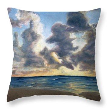 Sunrise 01 Throw Pillow