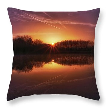 Sunrise 2802 Throw Pillow