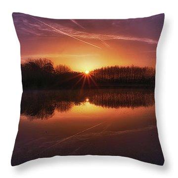 Sunrise 2802 Throw Pillow