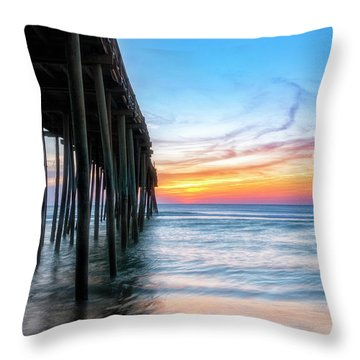 Sunrise Blessing Throw Pillow