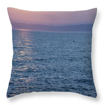 Sunrise Collectin Throw Pillow