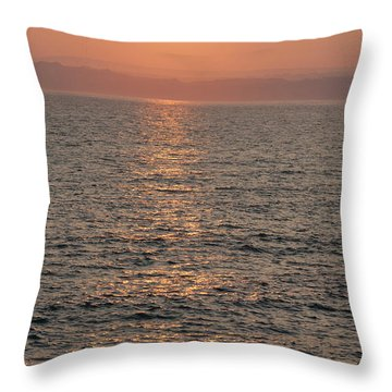 Sunrise Collection Throw Pillow
