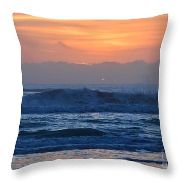 Sunrise Dbs 5-29-16 Throw Pillow