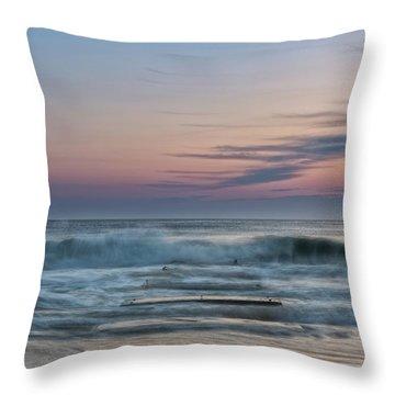 Sunrise Hunter Throw Pillow