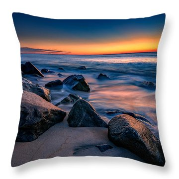Sunrise Sandy Hook Photograph By Rick Berk