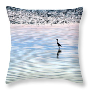 'sunrise Serenity' Throw Pillow
