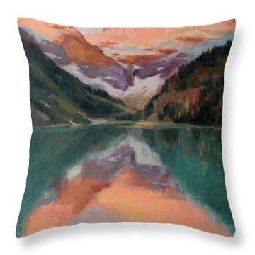 Louise Throw Pillows