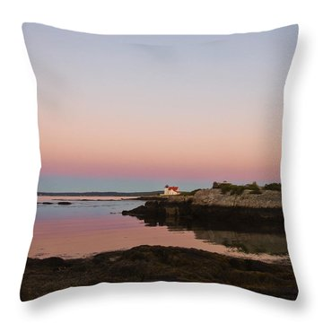 Sunrise Spillover Throw Pillow