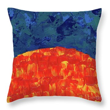 Sunrise Sunset 2 Throw Pillow