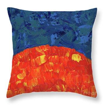 Sunrise Sunset 4 Throw Pillow