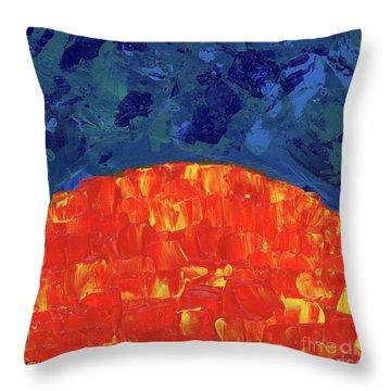 Sunrise Sunset 6 Throw Pillow