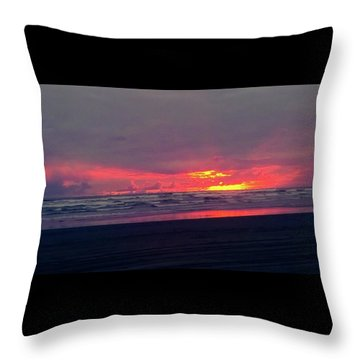 Sunset #1 Throw Pillow