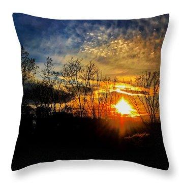 Sunset #1 Throw Pillow