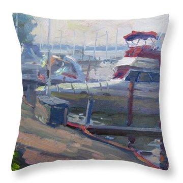 Fineartamerica Throw Pillows