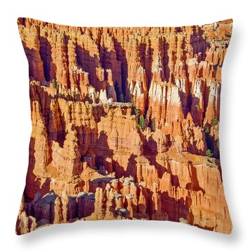 Sunset Point Bryce Canyon Throw Pillow