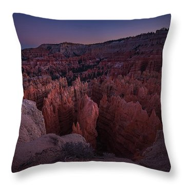 Sunset Point Throw Pillow