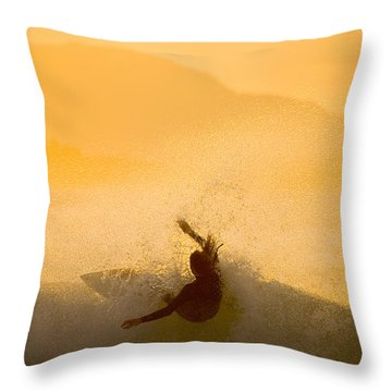Byron Bay Throw Pillows