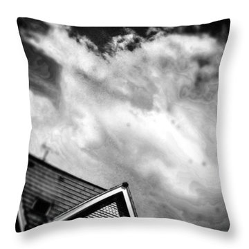 #sunshine #pretty #beautiful #sky Throw Pillow