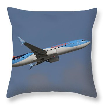 Sunwing Airlines Throw Pillow