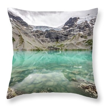 Throw Pillow featuring the photograph Super Natural British Columbia by Pierre Leclerc Photography