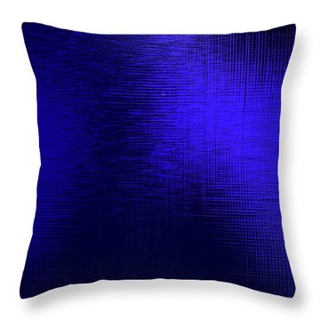 Throw Pillow featuring the digital art Supplication 4 by Gina Harrison