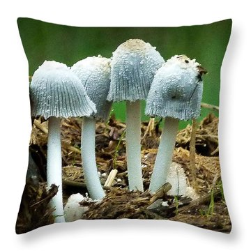 Support Group Throw Pillow