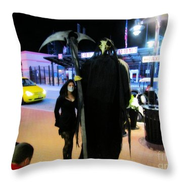Surely The Night's Best Throw Pillow