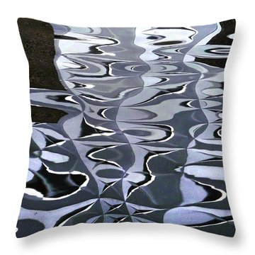Surface Conditions In General Throw Pillow