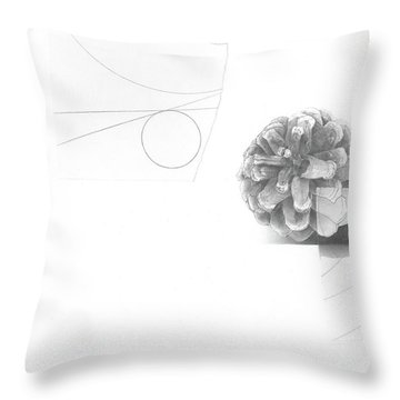 Surface No. 2 Throw Pillow