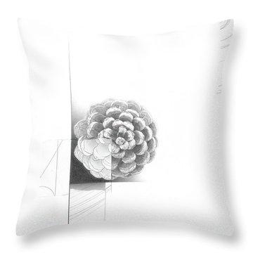 Surface No. 1 Throw Pillow