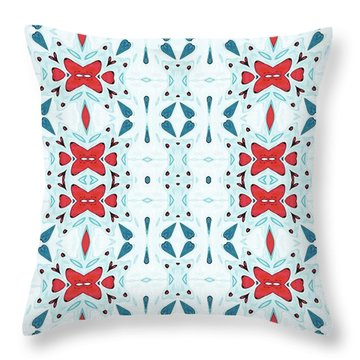 Surf's Up The Fifth Throw Pillow