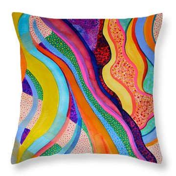 Surreptitious Throw Pillow