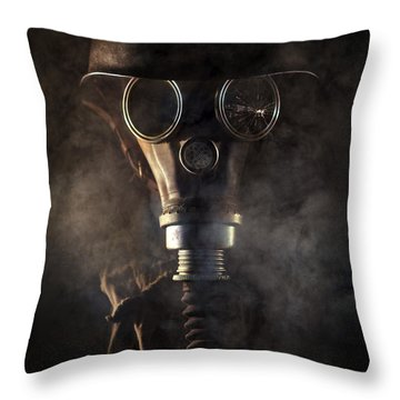 Survivor II Throw Pillow