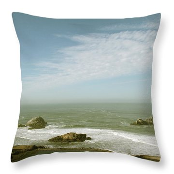 Sutro Throw Pillows