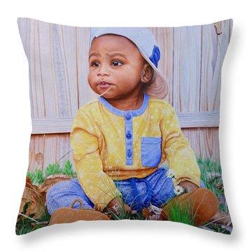 Sutton Throw Pillow
