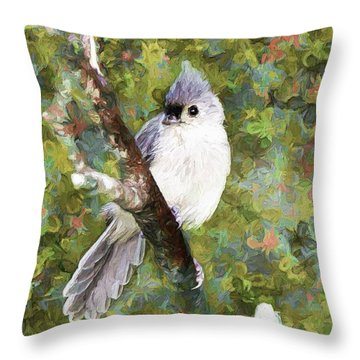 Sweet And Endearing Throw Pillow