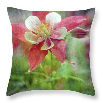 Sweet Columbine 9281 Idp_2 Throw Pillow